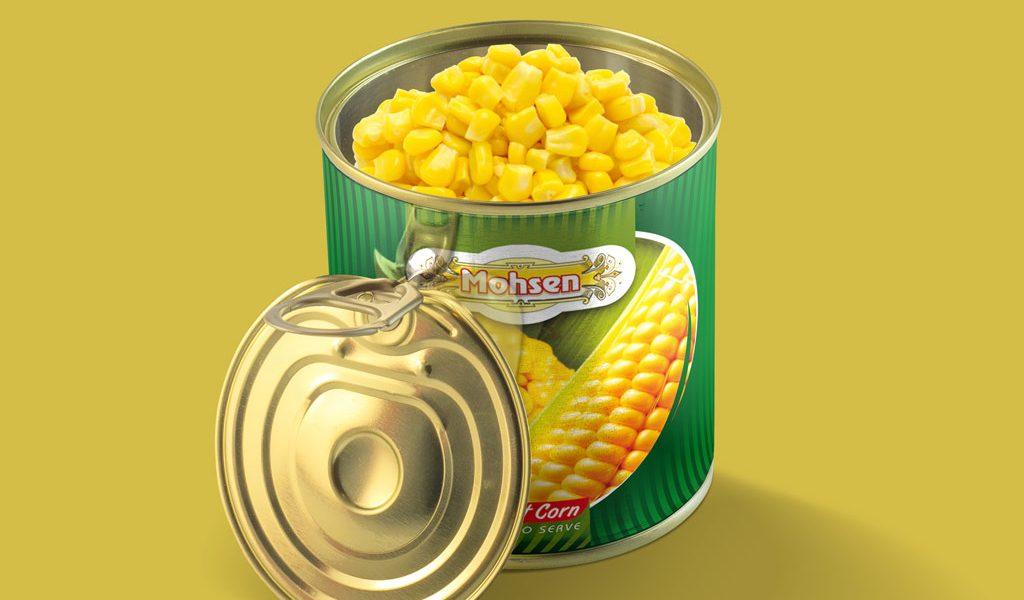 طراحی بسته بندی محصولات غذایی