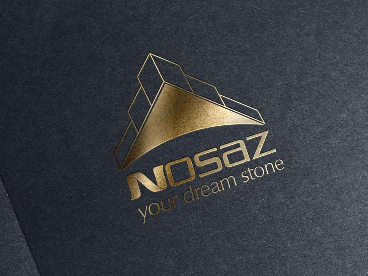 طراحی لوگو صنعت سنگ