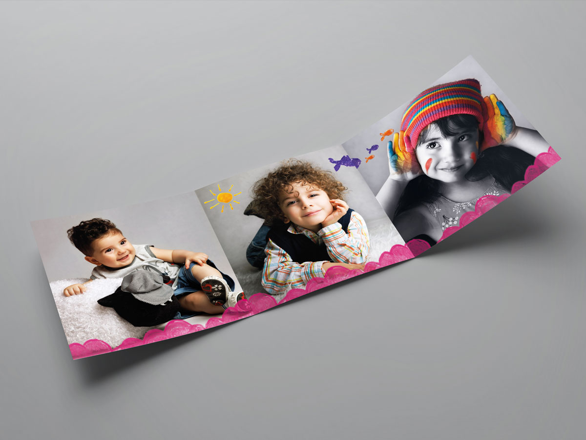 طراحی بروشور عکاسی