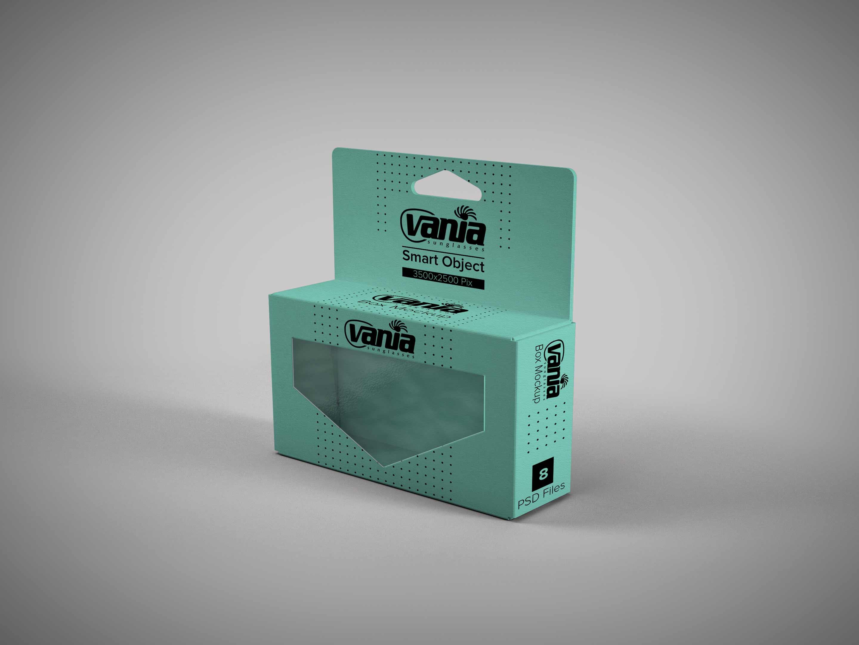 طراحی بسته بندی عینک آفتابی