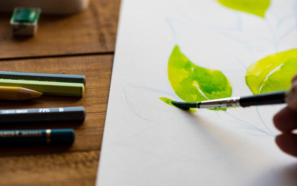 طراحی بروشور خلاق